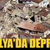 Orta İtalya'da 3.8 büyüklüğünde deprem